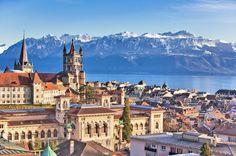 Why Lausanne not Paris or Amsterdam should be your next city break