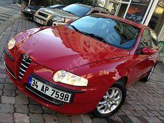Alfa Romeo 147 1.6 TS Distinctive 2005 Model Deri Döşeme Sunroof Fulll 147 Lpg Li Bebek