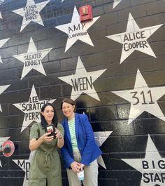 Amy Klobuchar, Hollywood Walk Of Fame, Twin Cities, Big Star, Alice, Stars, Sterne, Star