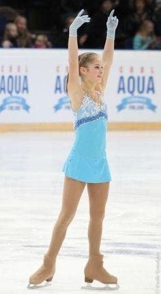 Julia Lipnitskaia Finlandia Trophy