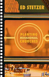 """Planting Missional Churches by Ed Stetzer is an instruction book for planting biblically faithful and culturally relevant churches. It addresses the """"how-to"""" and """"why"""" issues of church planting by providing practical guidance through all the phases of a church plant while taking a missional look at existing and emerging cultures."""