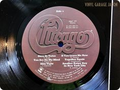 Chicago X on Vinyl