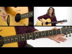 Rhythm Makeover - #3 I V vi IV Breakdown 1 - Guitar Lesson - Vicki Genfan - YouTube