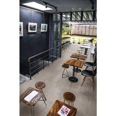 Vloertegel Terratinta Betonstil 30x60x0,95 cm Concrete Mid 1,08M2