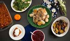 How to Cook an Entire Thanksgiving in Under 60 Minutes!