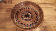 Large round multicolored - $40 - Available
