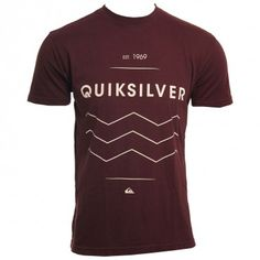 Quiksilver Mens Shirt Just In Time Sassafras www.hansensurf.com