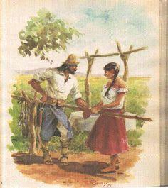 FR - Gaucho y mujer