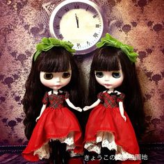 "Blythe Doll ""Red Delicious"" anniversary release"
