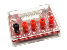ATX Breakout Board V1.1 Acrylic Case V1 (DP10080) [ACC10301M] - $4.00 : Seeed Studio Bazaar, Boost ideas, extend the reach