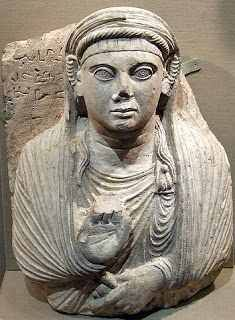 Queen Zenobia...Queen of Palmyra.. Alkebulan-Syrian who defeated the Romans