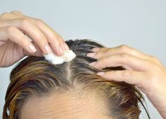 Coconut Oil Uses - Image titled Use Coconut Oil on Your Hair and Skin Step 27 9 Reasons to Use Coconut Oil Daily Coconut Oil Will Set You Free — and Improve Your Health!Coconut Oil Fuels Your Metabolism! Coconut Oil Uses, Coconut Oil For Skin, Dry Scalp Coconut Oil, Castor Oil For Hair, Hair Oil, Grey Hair Growth, Prevent Grey Hair, Hair Protein, Beauty Habits