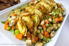 Show Shanti.  Wonderful recipes for asian food.