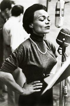 Eartha Kitt, 1950s