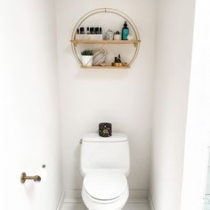 """Jessica Penner, RD -nutrition on Instagram: """"Have you ever thought what it would be like to not trust your body's peeing instincts?  Imagine....  Instead of trusting your body to…"""" Simple Bathroom, Master Bathroom, Washroom, Metal Walls, Wood And Metal, Bathroom Decals, Bathroom Interior Design, Beautiful Bathrooms, Wall Shelves"""
