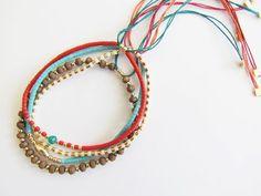 27 Beaded Bracelets, Jewelry, Fashion, Moda, Jewlery, Jewerly, Fashion Styles, Pearl Bracelets, Schmuck