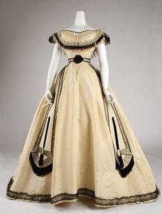 Crinolina - 1860