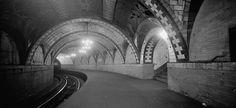 La station de métro City Hall à New York, dont la construction a débuté en 1900 | Martin H. via Wikimedia Commons (domaine public)