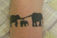 Elephant tattoo photo by lcbatten | Photobucket