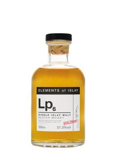 ELEMENTS OF ISLAY Lp6