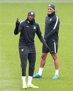 Man City no contará con Kompany contra el PSG - http://a.tunx.co/Gk14B