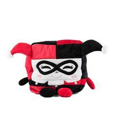 Loving this Kawaii Cubes Large DC Plush Harley Quinn on #zulily! #zulilyfinds