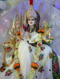 Durga Maa Lord Durga, Durga Kali, Shiva Shakti, Lord Shiva, Kali Mata, Shiva Art, Durga Puja, Lord Krishna, Devi Images Hd