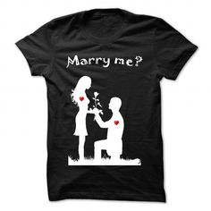 Cool Marry me? T-Shirts
