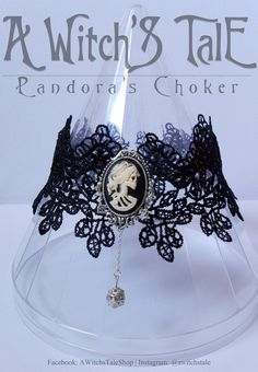 Pandora's Choker by A Witch's Tale