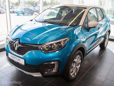 Купить новый Renault Kaptur I в Москве: 2017 года, цена 1 011 980 рублей — Авто.ру