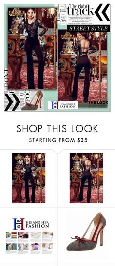 """""""His&Herfashion 5"""" by followme734 ❤ liked on Polyvore featuring his"""