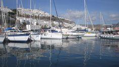 From Spain. Lovely port <3