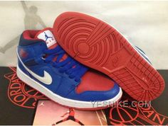 Big Discount 66 OFF Nike Air Jordan 1 Mens Features Game Royal Gym Red Release MoMenst Shoes SkhxD