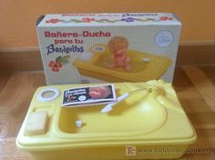 bañera barriguitas Nostalgia, My Generation, Do You Remember, My Memory, Classic Toys, Toddler Preschool, Old Toys, Vintage Dolls, Paper Dolls