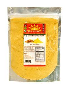 Organic Fenugreek Seed powder, Methi Seed powder - 1 lb – Buy Wellness - Essential Products for Healthy Lifestyles