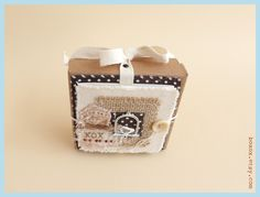 """Now at Boxox.etsy.com – a variety of gift boxes with beautiful greeting cards that use as cover tops.  Size 3.5"""" on 3.5"""" and perfect for a gift for someone you love best! Coupon Code PIN10 for 10% discount #giftbox #giftforher #giftset #greetingcard #iloveyoucard #iloveyou #giftideas #fabriccards #fabric #card #cards #gift #ideas #wrapping"""
