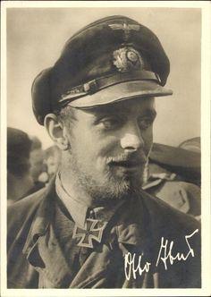 KL Otto Ites (1918-1982) - RK - Kommandant U-94