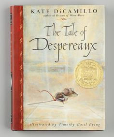 Take a look at this The Tale of Despereaux Hardcover by Random House on #zulily today!