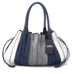 Lupo of Barcelona Abanico bag - Luv this bag... have one in pumpkin orange...love love it...