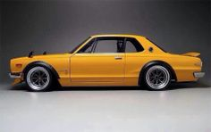 Clean and beautiful Nissan. Audi, Bmw, Porsche, Nissan Skyline, Skyline Gtr, Ferrari, Lamborghini, Classic Japanese Cars, Classic Cars