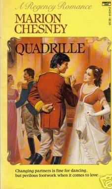 Quadrille Coventry Romance No 106, Marion Chesney. (Paperback 0449501744) Used Book available for Swap