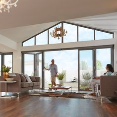 aluminium window systems styles