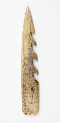 Inuit Barbed Harpoon Head