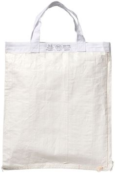 White Shopping Bag - 42x39 design by Puebco