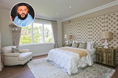 Sweet Dreams Are Made Of This? Astonishing Celebrity Bedrooms - Clearly They Didn't Save On Interior Designer - Page 12 of 63 - Psychic Monday Celebrity Bedrooms, Malibu Beach House, All White Bedroom, Stylish Bedroom, Sweet Dreams, Interior Design, Celebrities, Furniture, Home Decor