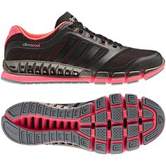 purchase cheap 15b70 616d4 Zapatilla Climacool Revolution Mujer, black   red zest   black Zapatillas,  Ropa Deportiva,