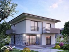 Design Case, Home Fashion, Mansions, Architecture, House Styles, Home Decor, Townhouse, Modular Homes, Nice Houses