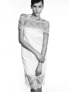 Soho Dress by Victoria KyriaKides Futuristic Grecian Bridal Collection. www.VictoriaKyriaKides.com #weddingdress #bridaldress