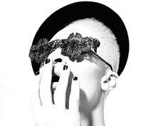 by Emin Kadi Givenchy, Shaun Ross, Hidden Identity, Discount Ray Bans, Editorial Fashion, Fashion Trends, Donna Karan, Ray Ban Sunglasses, Fashion Designers