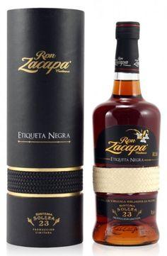 Ron Zacapa Etiqueta Negra    #rum #zacapa